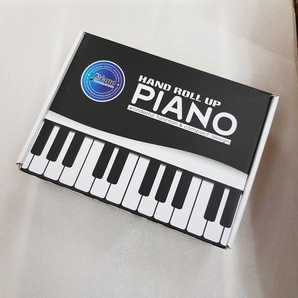 手卷鋼琴盒子