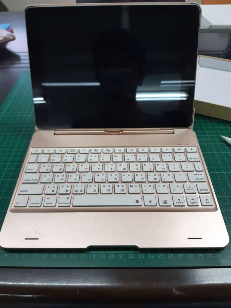 f8s 可拆式 鍵盤保護套外觀