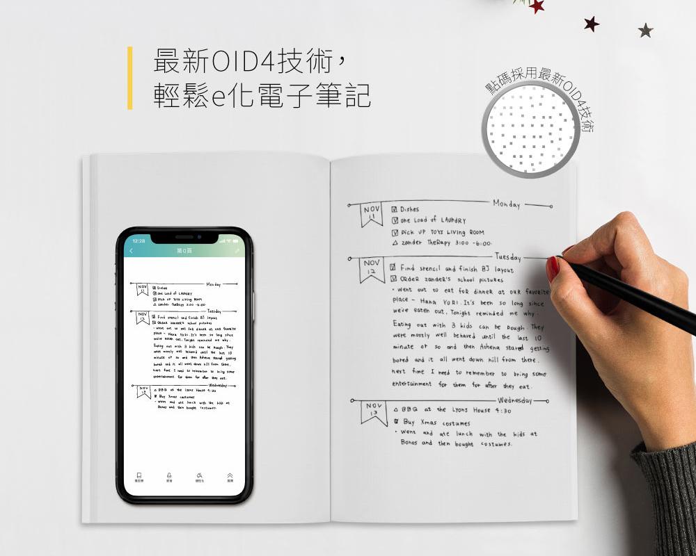 OID4點讀碼技術