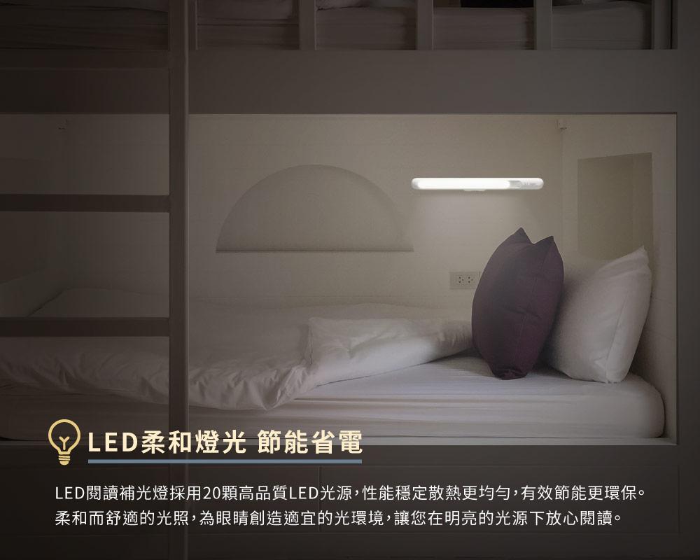 閱讀補光燈LED柔和燈光