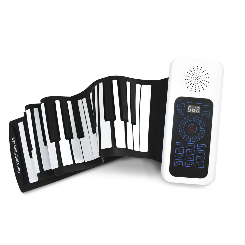 88鍵手捲鋼琴 進階版