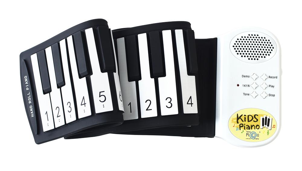 兒童手捲鋼琴 49鍵